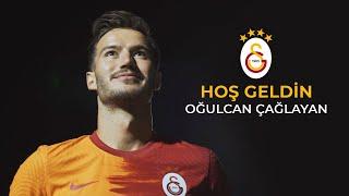 Oğulcan Çağlayan Galatasaray'da! Hoş geldin Oğulcan 💪🏻