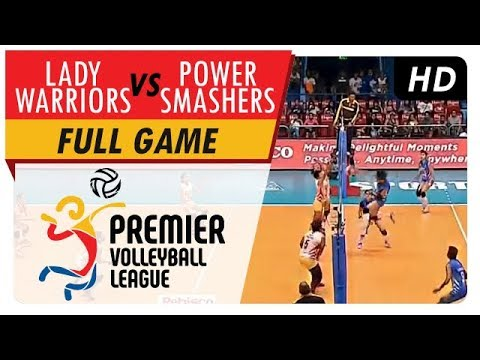Power Smahers vs. Lady Warriors | Full Game | 3rd Set | PVL Reinforced Conference | May 16, 2017
