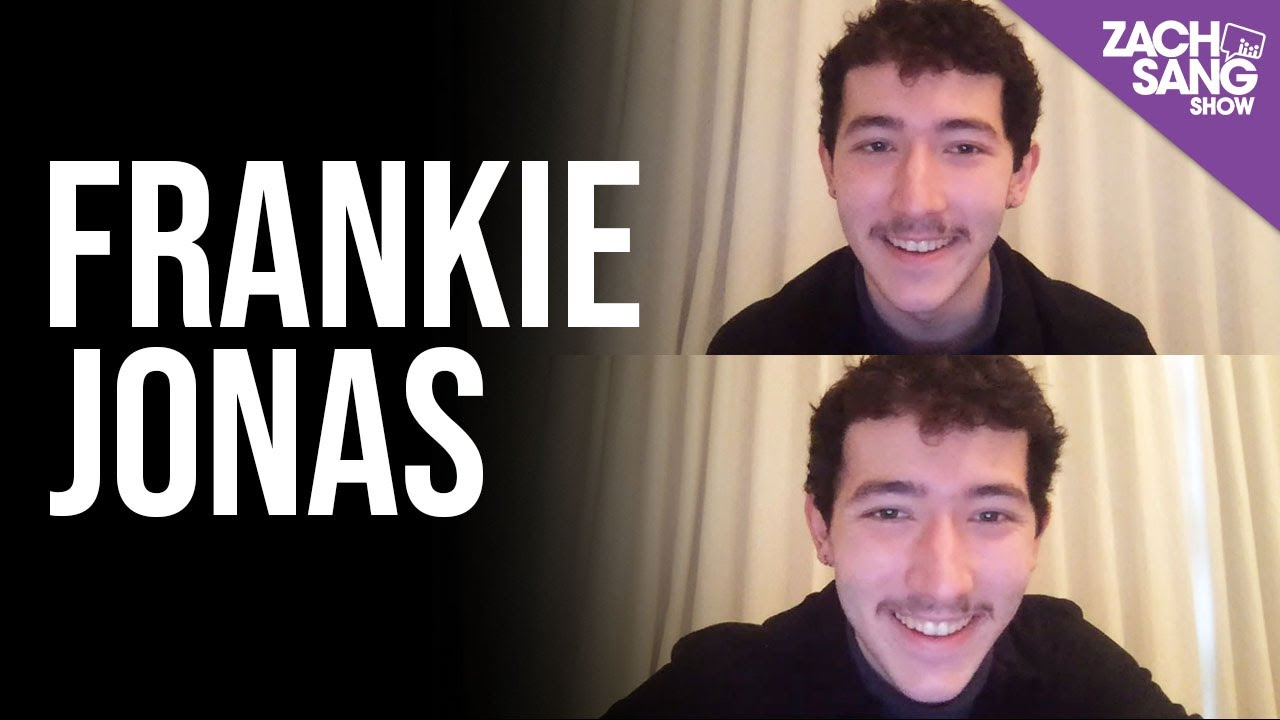 Frankie Jonas Talks TikTok, Being the 4th Jonas Brother & Why He Doesn't Act Anymore