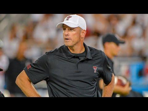 Texas Tech Vs Arizona Football Highlights
