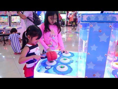 Serunya Main Sama Teman Youtuber Di Indoor Playground Summarecon Mall Saat Liburan Sekolah Playdate