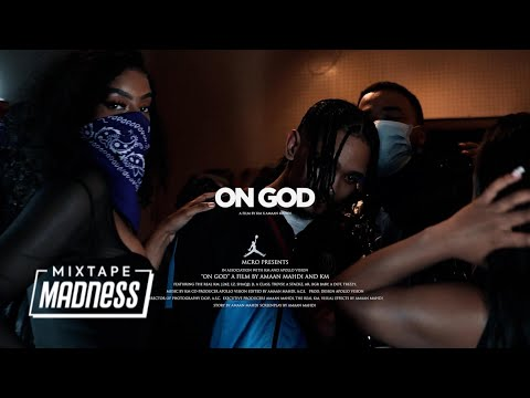 #Area10 KM - On God (Music Video) | @MixtapeMadness