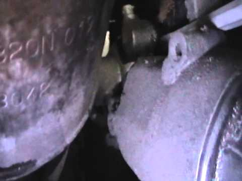 2003 Cadillac Cts Crank Position Sensor Part 2 Youtube