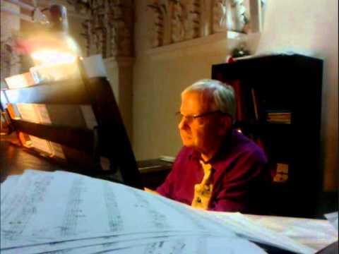I. S.  Bach. Arioso Auf Dem Kantate 156. Krzysztof Wilkus