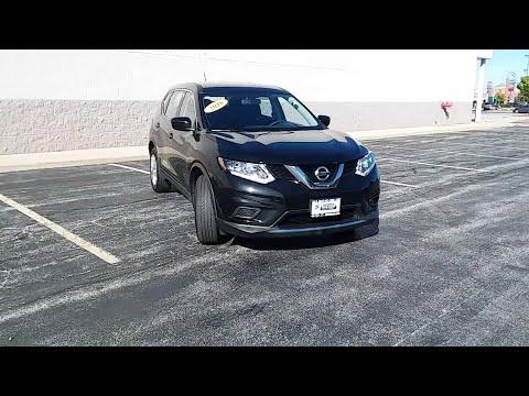 2016 Nissan Rogue Niles, Skokie, Chicago, Evanston, Park Ridge, IL SP10653