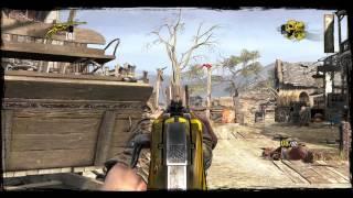 Видео из игры - Call of Juarez Gunslinger