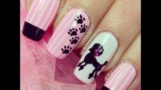 Ohmygoshpolish French Poodle Mani