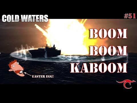 Cold Waters Ep.51 - Boom Boom Kaboom
