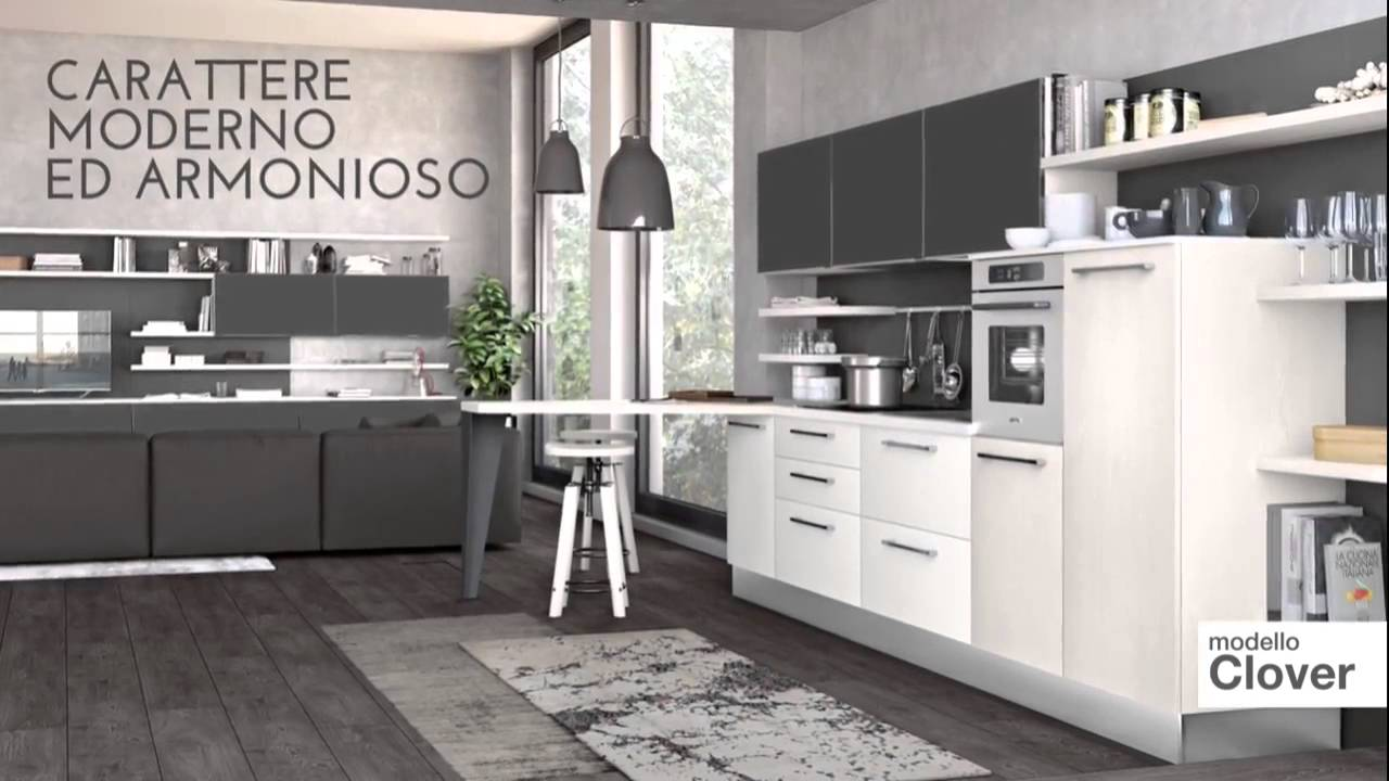 cucine lube mobilificio fiorella barletta youtube