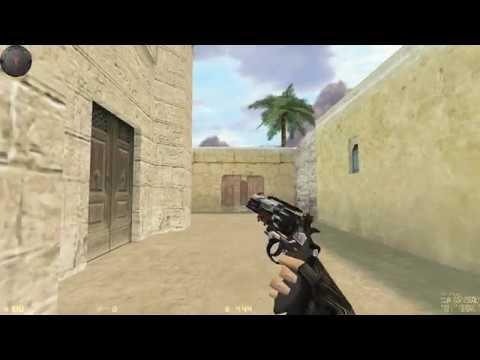 Модель оружия Deagle для кс 1.6 - R8 Revolver «Reboot»