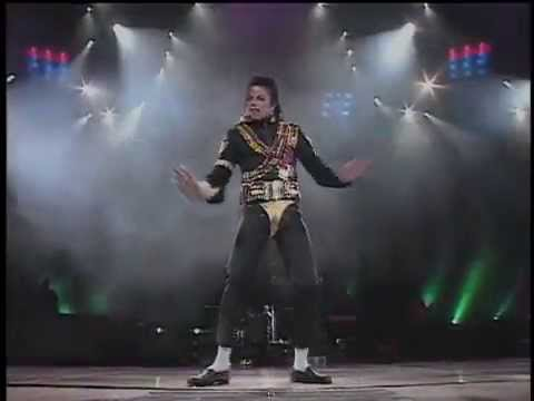Michael Jackson - Jam Live In Mexico City (HD)