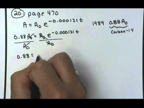 GCCC College Algebra - MAC1105 SEC 4.5 - YouTube