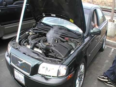 Volvo Cash for Clunkers Engine Disabling