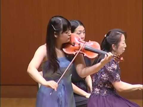 "Miki Kobayashi  Zimbalist: Concert Phantasy on Rimsky-korsakow's ""Le Coq D'or"""