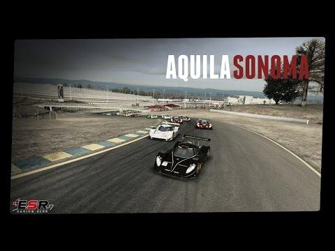 ESR open event : Aquila @ Sonoma Long - followed by Slovakia ring.