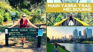 Main Yarra Trail, Melbourne