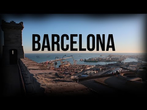 BARCELONA TRAVEL VLOG: WE ATE LOTS OF FOOD AND GOT FAT