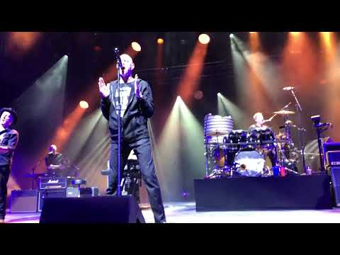 MIDNIGHT OIL - TRUGANINI - MELBOURNE - Sidney Myer Music Bowl, 06 November 2017