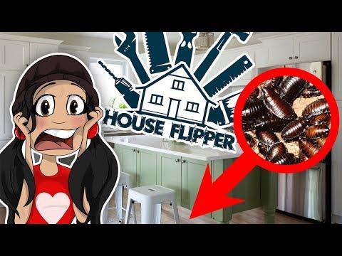 COCKROACH INFESTATION! | House Flipper