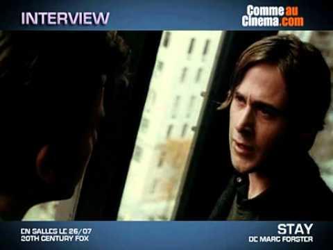 Stay Ryan Gosling interview
