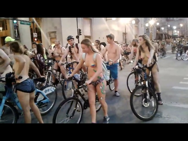 2017 naked bike ride l bwnbr 2017 l Editin