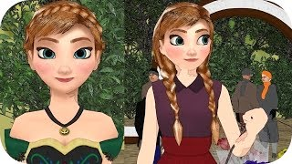 Annabelle Finally Found Anastasia, But.... ! Two Annas Ep 02 - Toddler Princess Disappeared