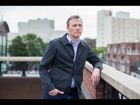 Urban Sociologist Matthew Desmond, 2015 MacArthur Fellow