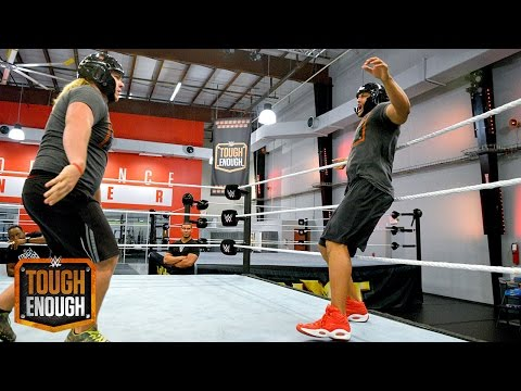 The competitors' focus is challenged: WWE Tough Enough, July 28, 2015