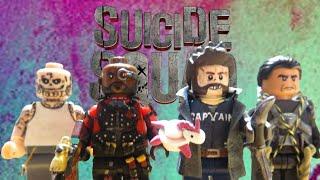 Suicide Squad Custom Minifigures Part 2