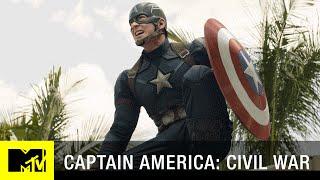 Captain America: Civil War (2016) Exclusive Clip | Chris Evans, Robert Downey Jr. Movie | MTV