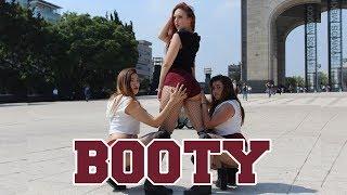 Yohanna Almagro Twerk Choreo | BOOTY - C Tangana ft. Becky G