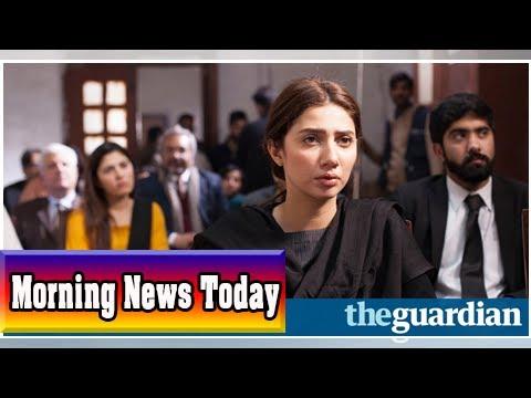'rape is a rampant issue'; taboo drama verna battles the censors in pakistan