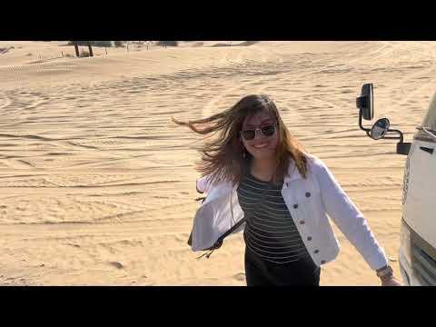 DESERT SAFARI | Desert Dune Bashing | Camel Riding | BBQ Dinner and Many More – VLOG #2