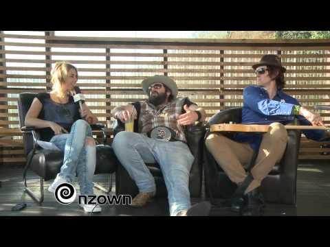 NZOWN - Head Like A Hole Interview - 11th August 2013