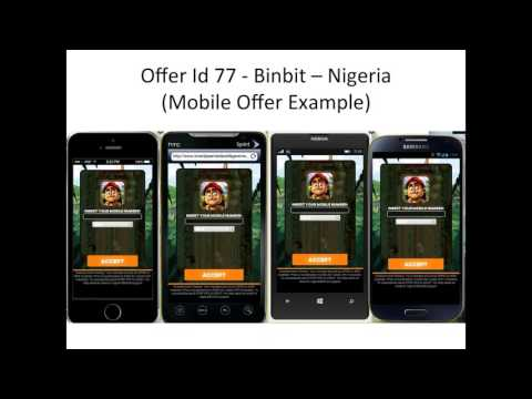 Introduction To Mobile Affiliate Advertising
