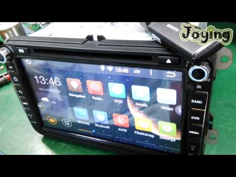 Show HUAWEI 3G dongle to work on Joying Quad Core android 4.4.4 Kitkat car stereo