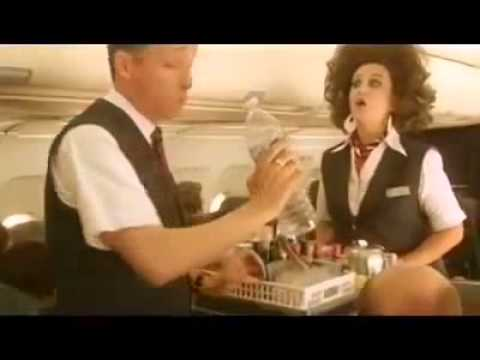 British Airways Funny Cabin Crew Advert