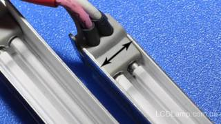 Как проводить замеры мониторных ламп и сборок.