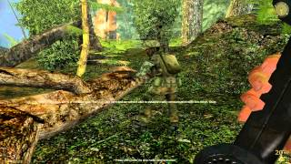 Let's Play Vietcong: Fist Alpha Mission 1 pt. 1 - Finding That Pilot