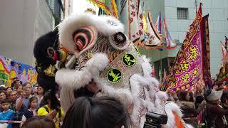 Publication Date: 2019-03-17 | Video Title: Mar 17 2019 鴨脷洲洪聖寶誕 賀誕會景巡遊4