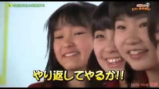キックされて泣いちゃう野村みな美 ℃-ute ファンブログもやっています℃-...