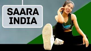 Saara India - Dance Cover | Aastha Gill | Priyank Sharma | Sujata's Nrityalaya Choreography