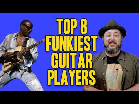 Top 8 Funkiest Guitar Players | Marty Schwartz