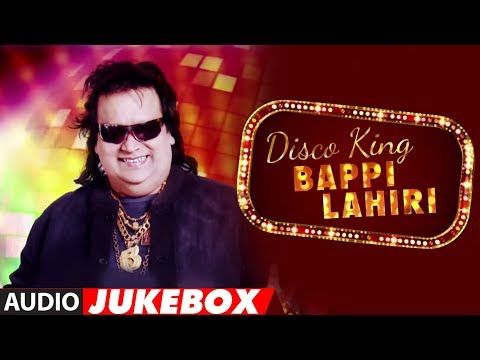 """Disco King Bappi Lahiri"" Audio (Jukebox) 