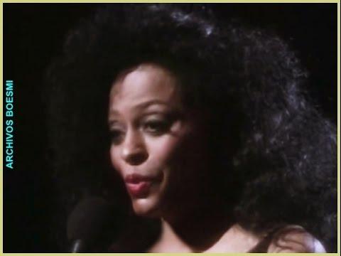 WHAT A WONDERFUL WORLD - DIANA ROSS - NEW YORK - 1992