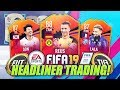 HOW TO MAKE THOUSANDS OF COINS WITH HEADLINERS CARDS! (FIFA 19 Ultimate Team)