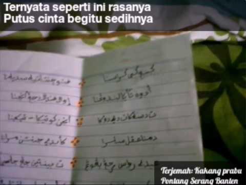 Syi'iran Santri Salafi - Galau Cinta (Sunda - Terjemah Indonesia)