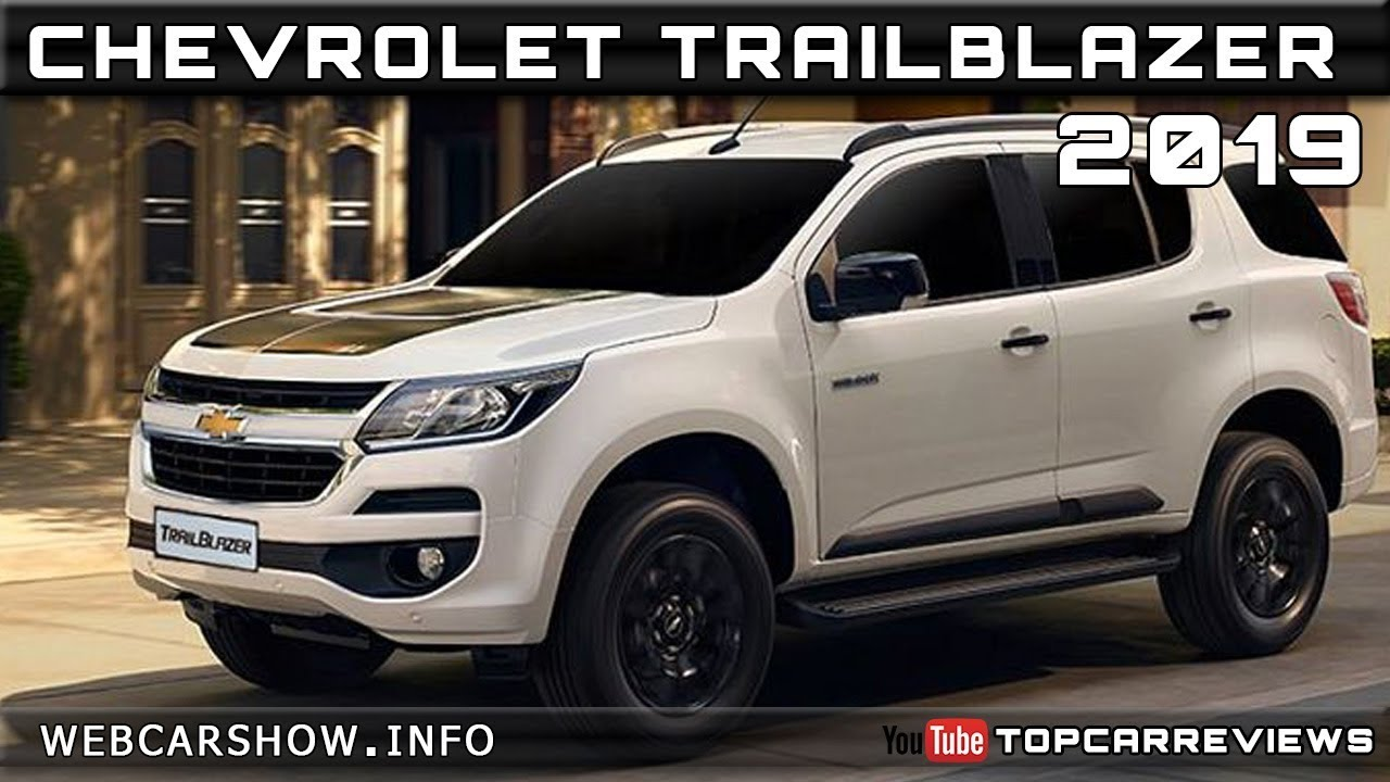 2019 Chevrolet Trailblazer Review Rendered Price Specs Release Date