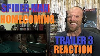 Spider-Man: Homecoming - Trailer 3 - Reaction