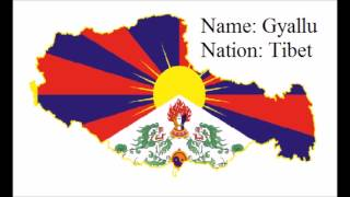 top 10 Stateless Nation National Anthems